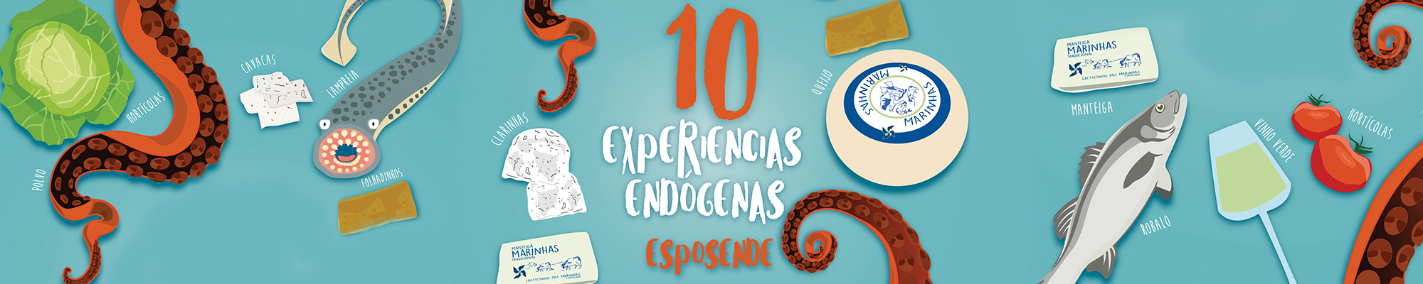 10 endogenous experiences in Esposende