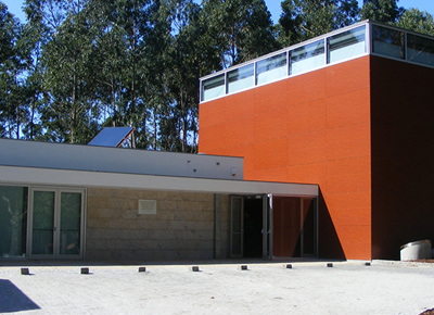 S. LOURENÇO INTERPRETIVE CENTER