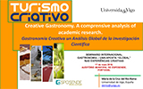 Creative Gastronomy. A comprensive analysis of academic research - Maria de la Cruz