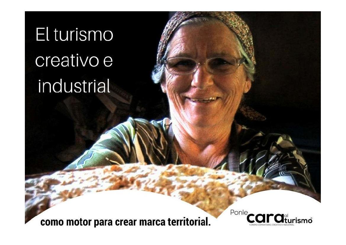 El turismo creativo e industrial como motor para crear marca territorial.