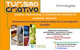 Gastronomía Creativa un Análisis Global de la Investigación Científica - Maria de la Cruz
