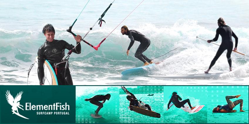 Elementfish – Water Sport Camp