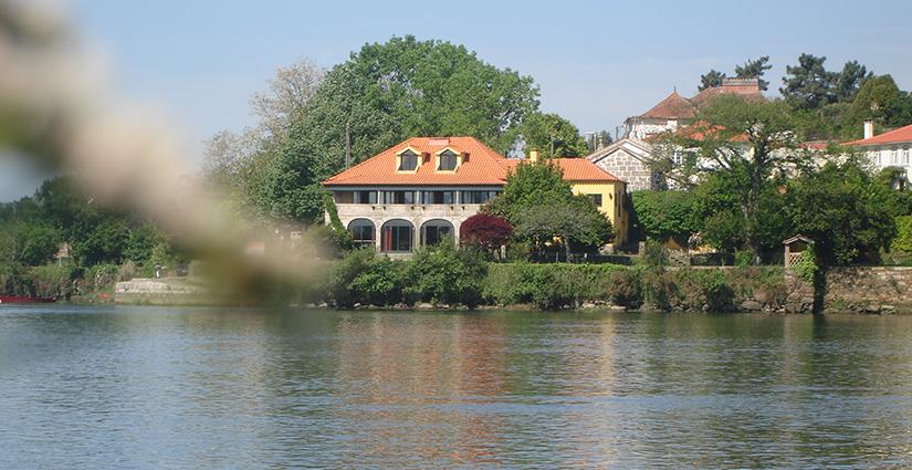 Casa da Barca do Lago