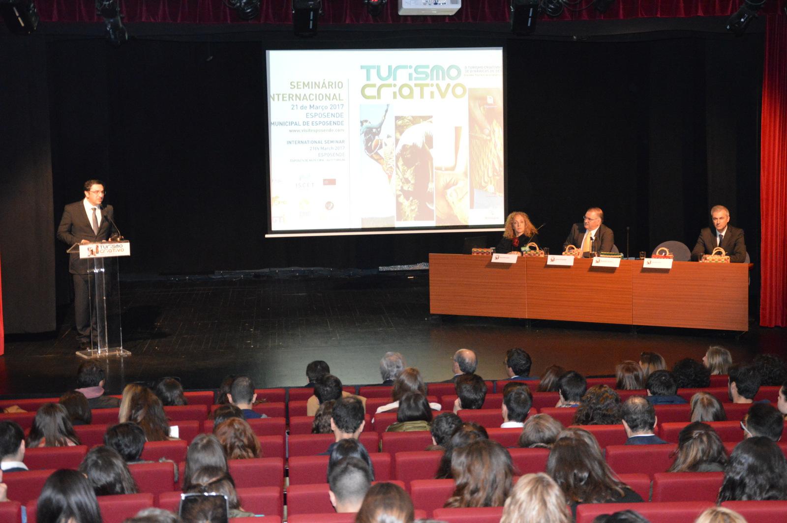 Seminário Internacional Turismo Criativo