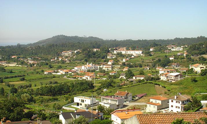 Miradouro de Frossos (Curvos)