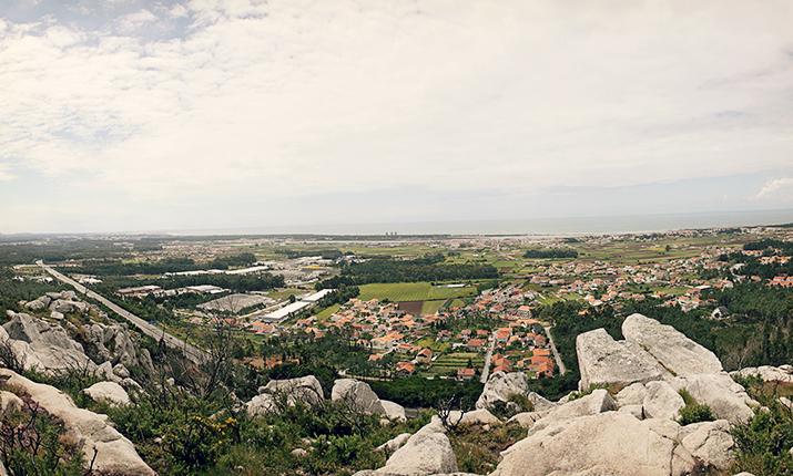 Belvédère du Monte de Faro (Palmeira de Faro)