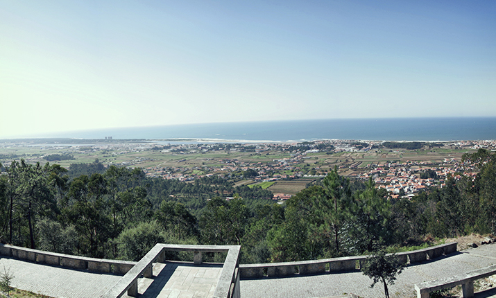 S. Lourenço (Vila Chã) panoramic view