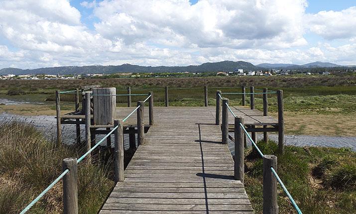 Miradouro do Estuário do Cávado - Fão
