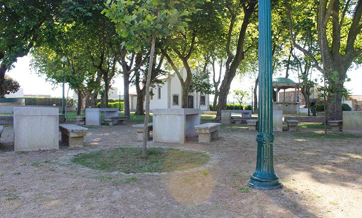 Picnic Park of Senhora da Saúde