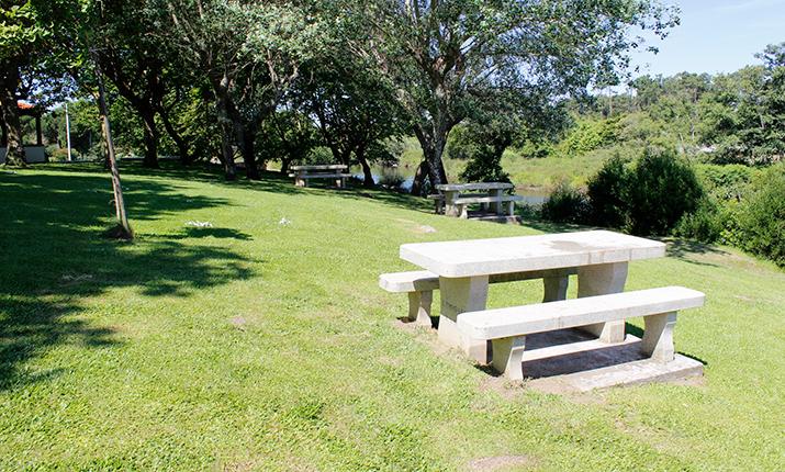 Parque de Merendas de Santa Tecla
