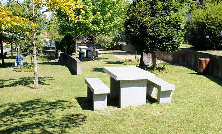 Picnic Park of the Social Center of Antas