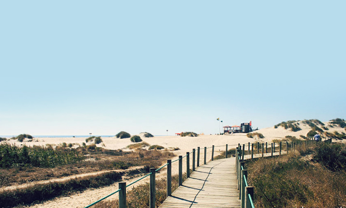 Playa de Ramalha