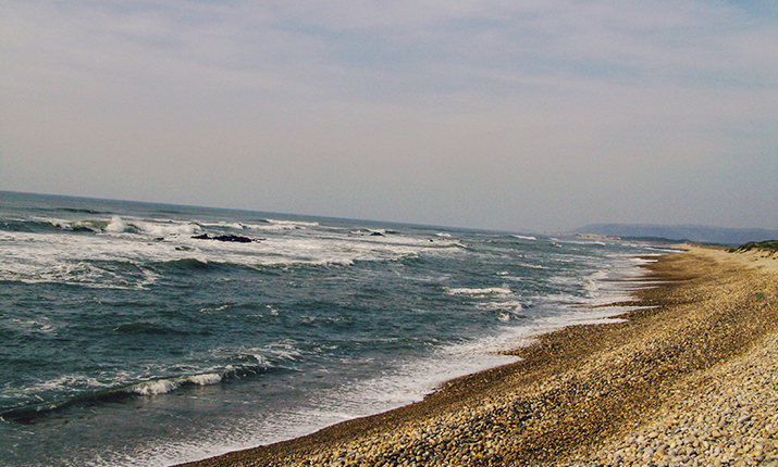 Belinho beach