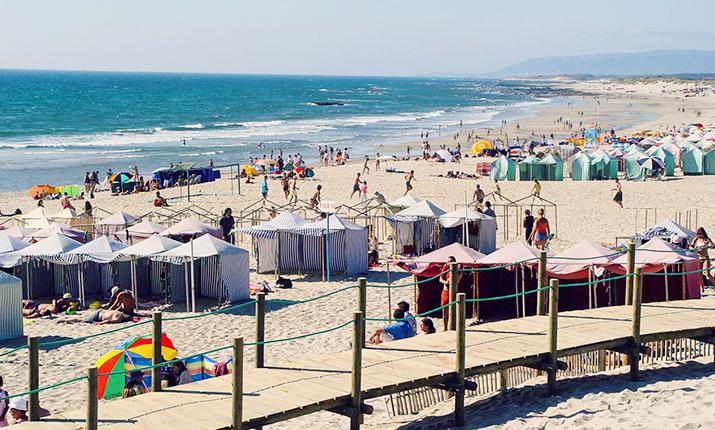 Playa de Suave Mar