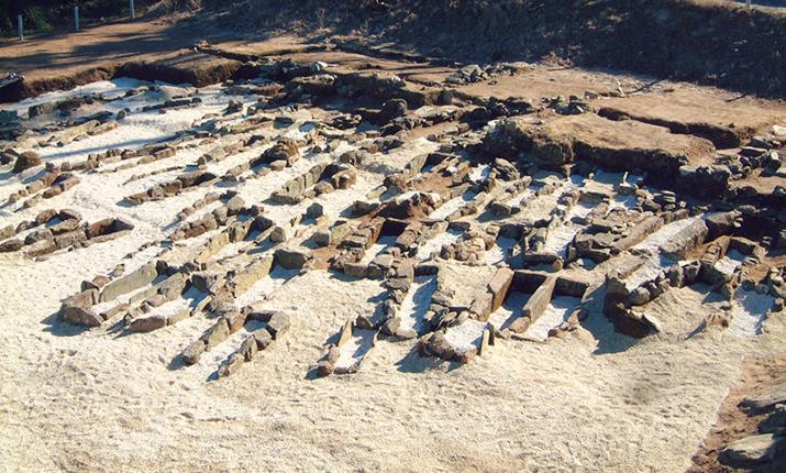 Medieval cemetery of Barreiras (Fão)