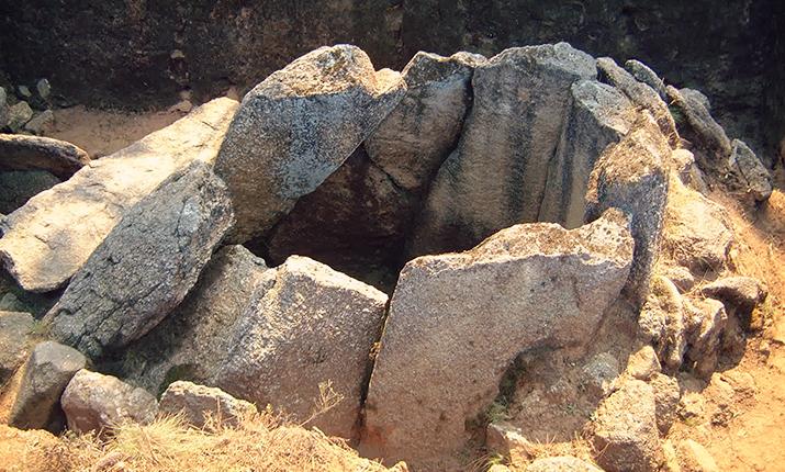 Dólmen do Rapído III (Vila Chã)