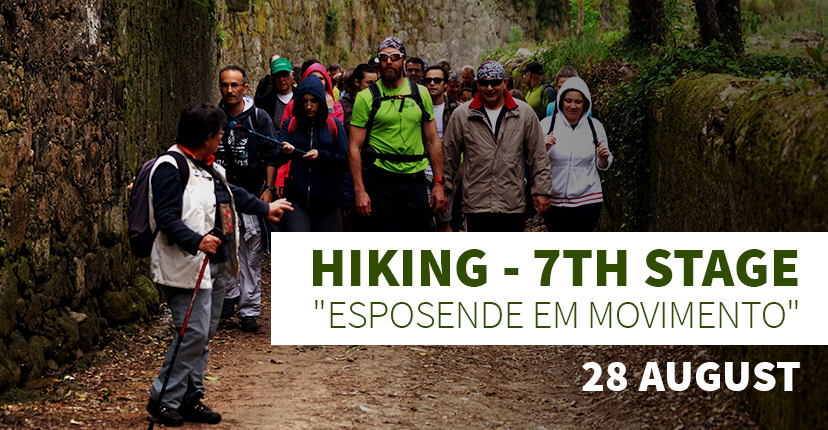 Hiking-7th stage