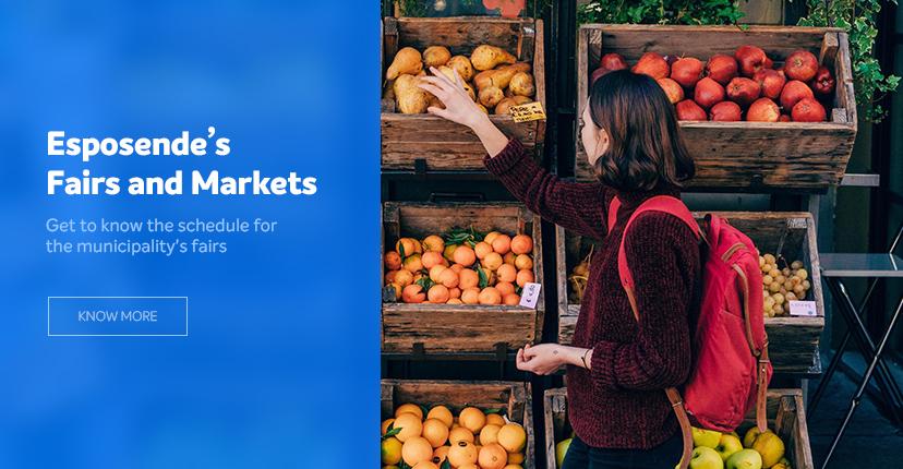 Feiras e mercados