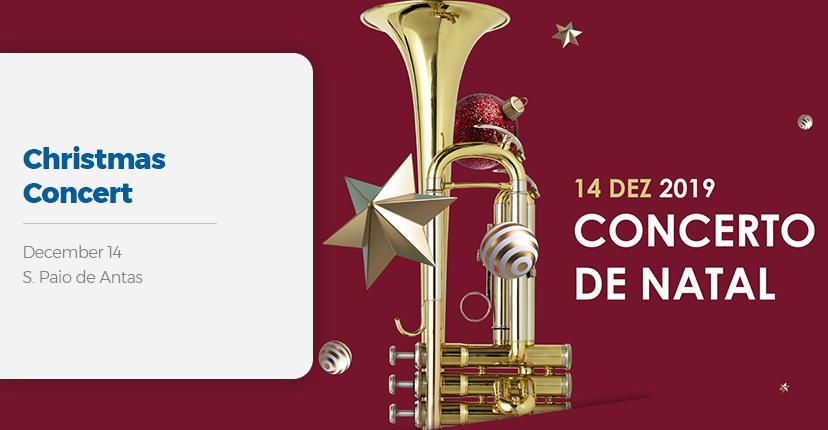 Concerto de Natal - Antas