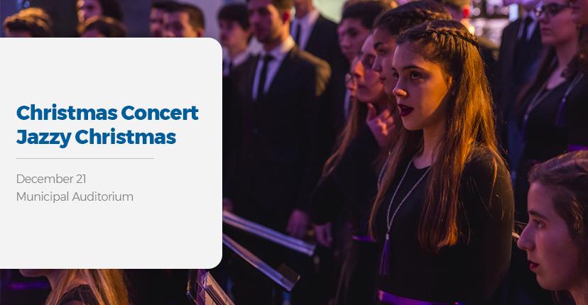 Concerto de Natal - Jazz