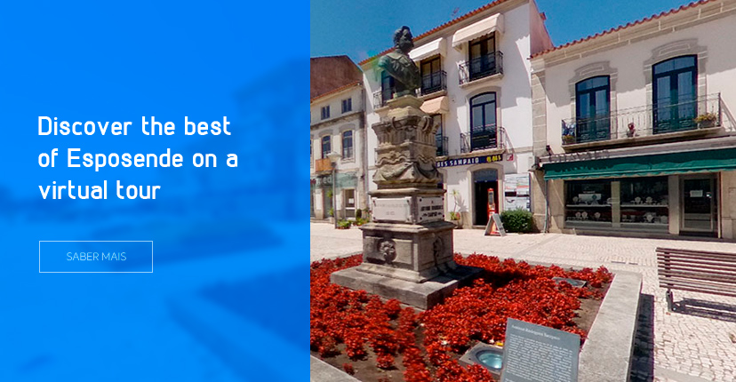 Discover the best of Esposende on a virtual tour