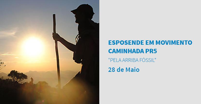 ESPOSENDE EM MOVIMENTO CAMINHADA PR5 PELA ARRIBA FÓSSIL