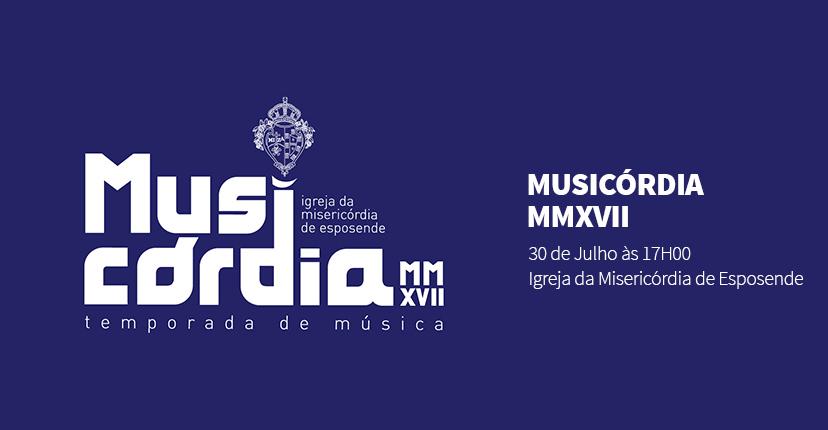 MUSICÓRDIA MMXVII - CANZONE PER SUONARE
