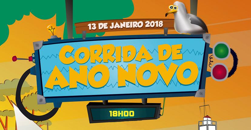 CORRIDA DE ANO NOVO