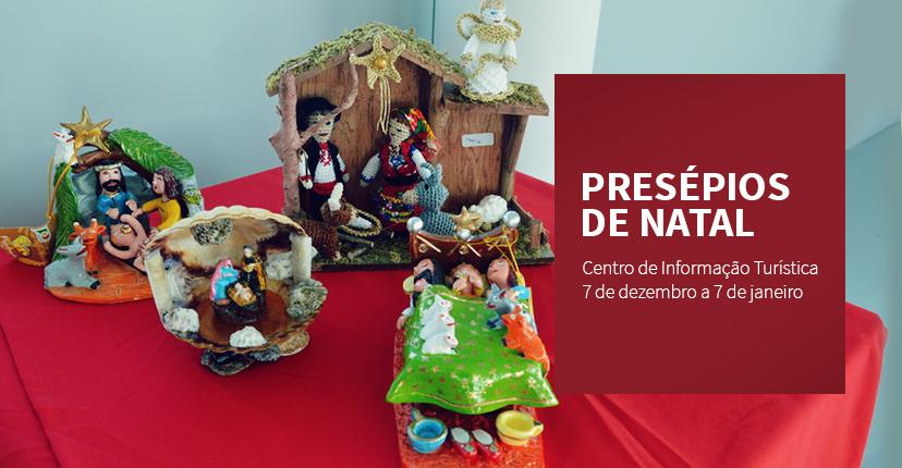 Exposição Presépios de Natal