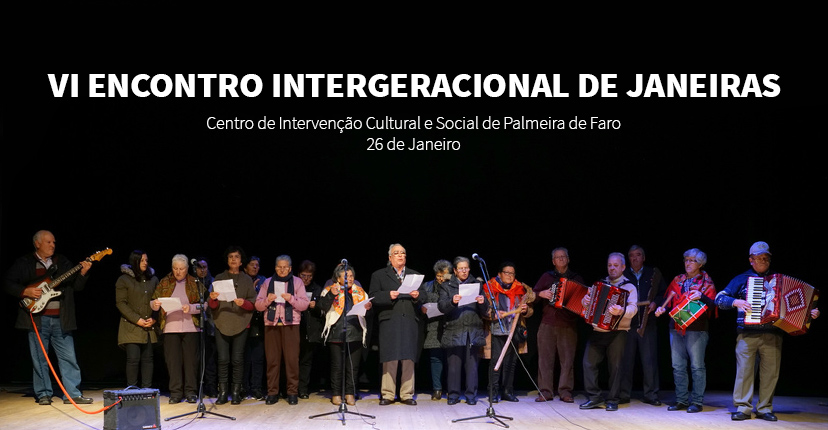VI ENCONTRO INTERGERACIONAL DE JANEIRAS