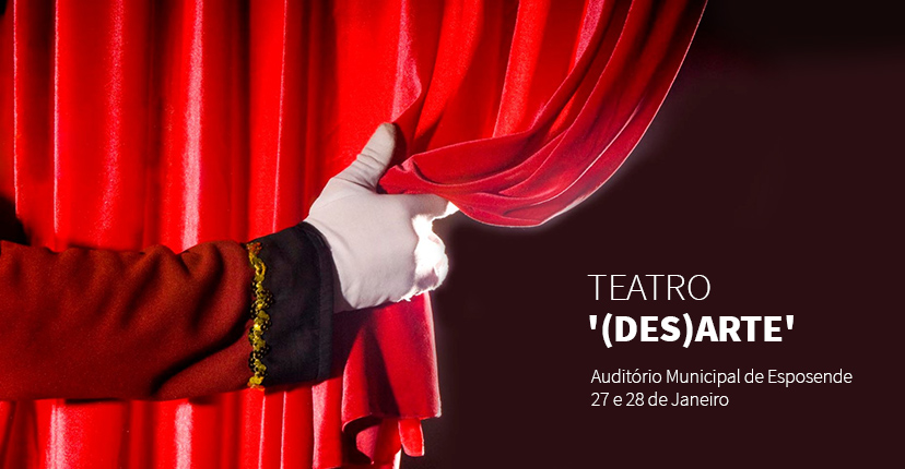 Teatro - '(des)ARTE'