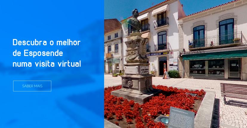 Descubra o melhor de Esposende numa visita virtual