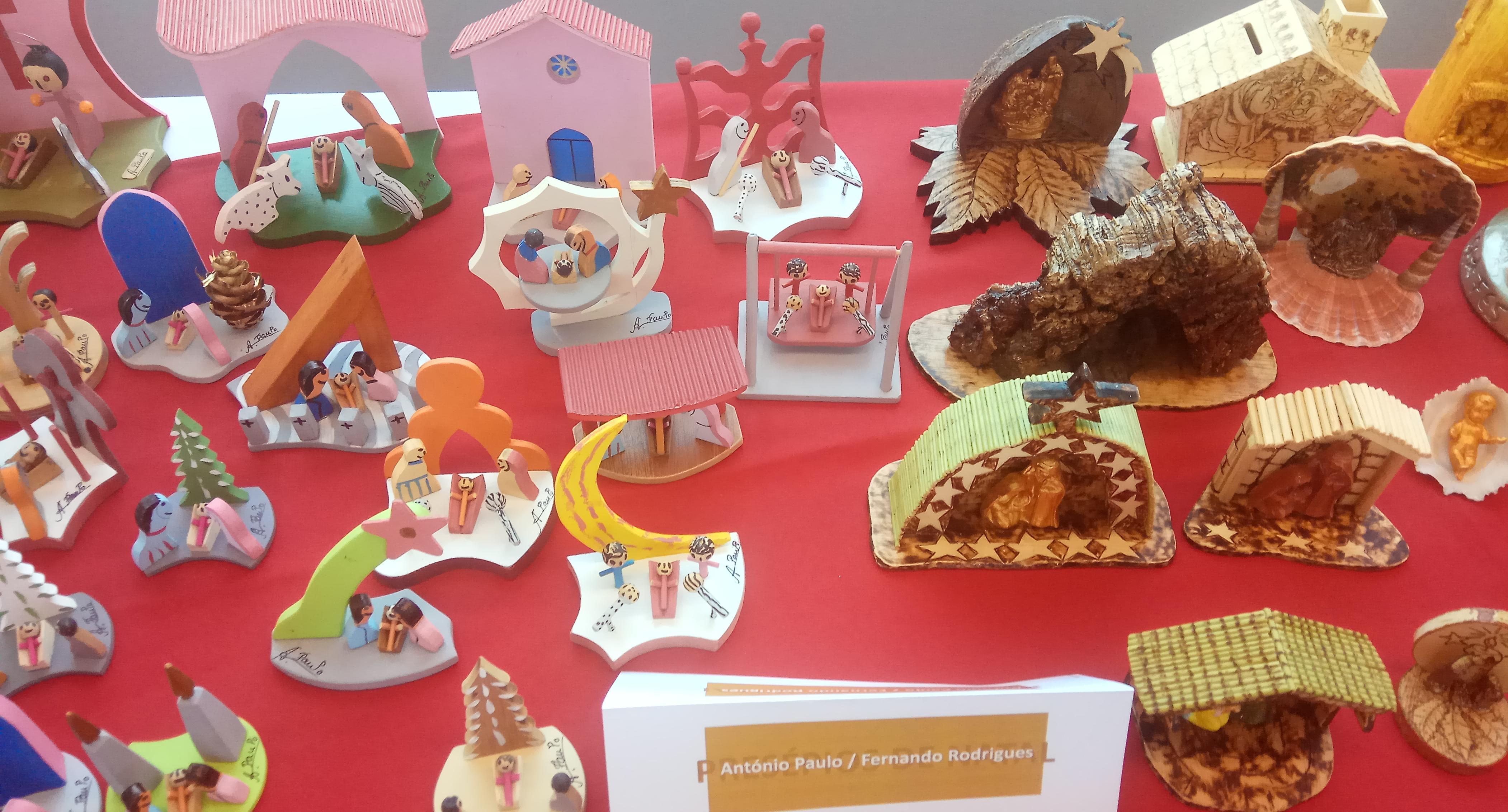 Centro de Informação Turística apresenta  Exposição de Presépios