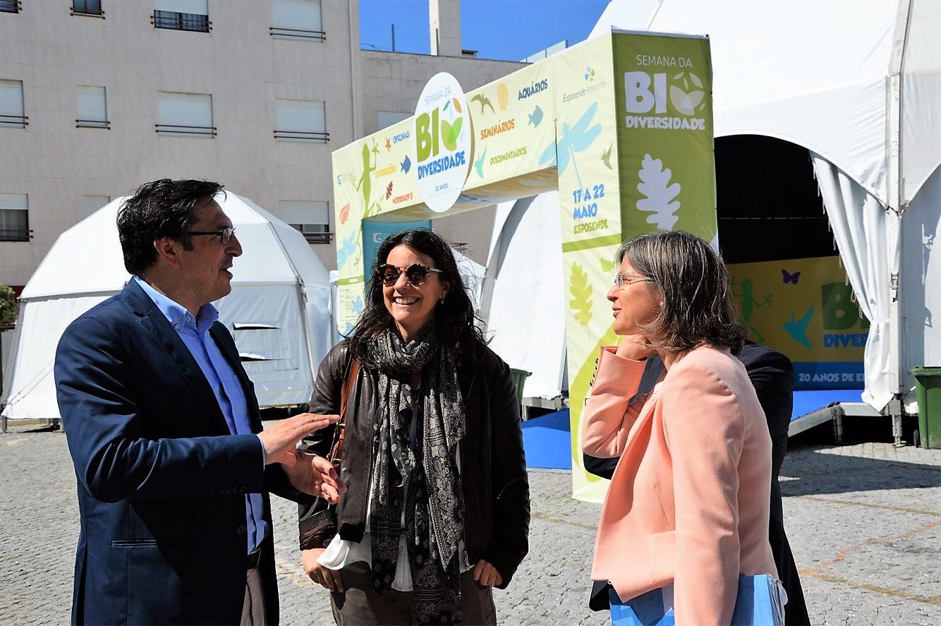 Chefe da Representação da Comissão Europeia  em Portugal visitou Esposende