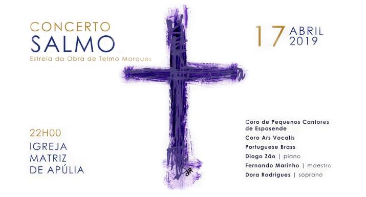 Coros Pequenos Cantores de Esposende e Ars Vocalis apresentam concerto de Páscoa