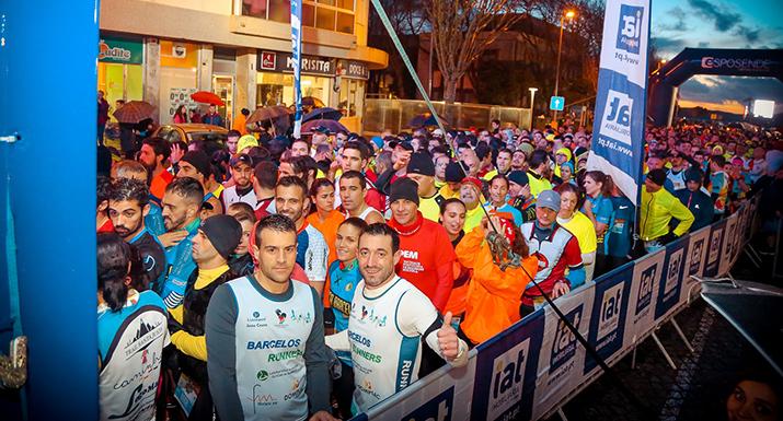Corrida de Ano Novo marca início do programa desportivo Municipal