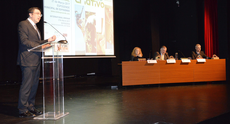 """Em Esposende debate-se o """"Turismo Criativo como construtor de dinâmicas de desenvolvimento local"""""""