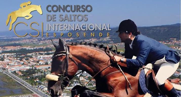Esposende acolhe Concurso de Saltos Internacional de 6 a 8 de setembro