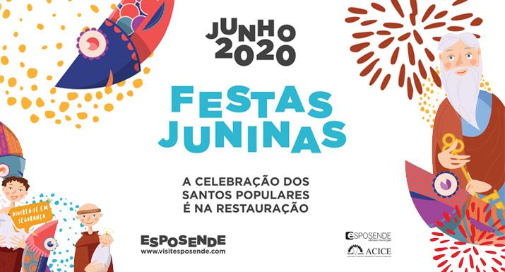 Esposende convida a celebrar os Santos Populares nos restaurantes locais