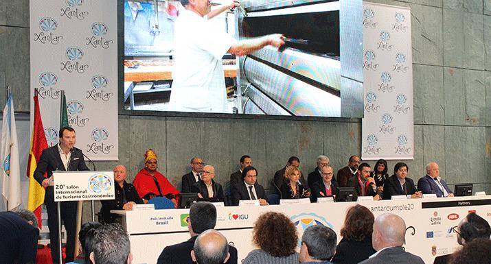Esposende promoveu gastronomia e turismo na Galiza