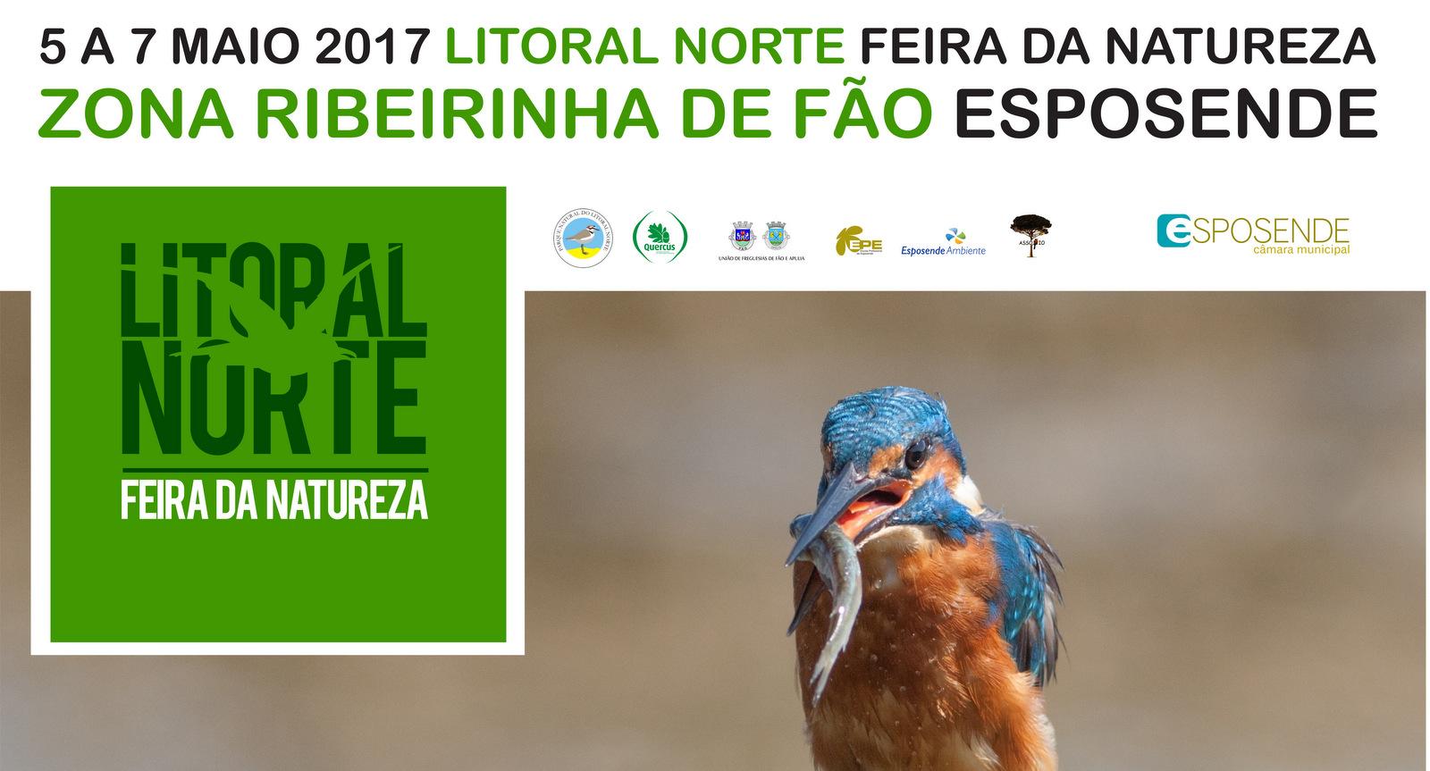 Feira da Natureza decorre na Zona Ribeirinha  de Fão de 5 a 7 de maio