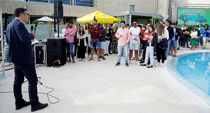 Festa de apresentação Esposende verão 2019