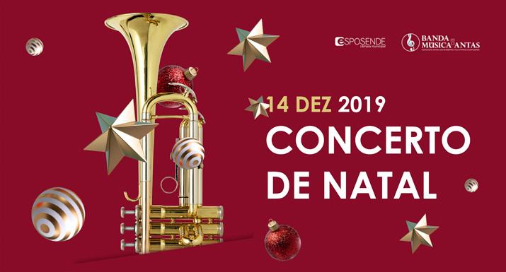 Igreja de Antas acolhe Concerto de Natal