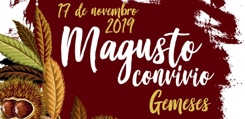 Magusto-convívio concelhio realiza-se em Gemeses no dia 17 de novembro