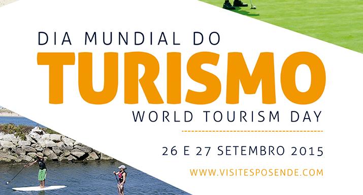 Município convida a festejar em Esposende Dia Mundial do Turismo