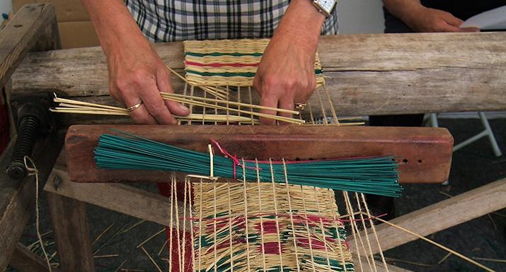 Município de Esposende alarga experiências  na arte do trabalho do junco