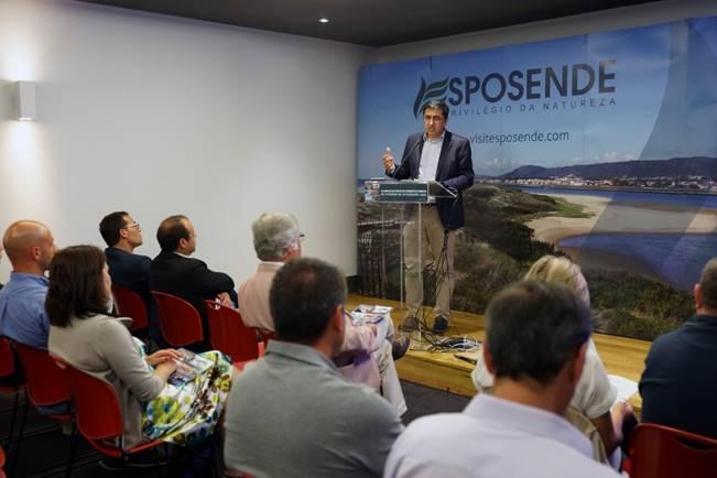 Município de Esposende aponta estratégia para o turismo do concelho até 2025