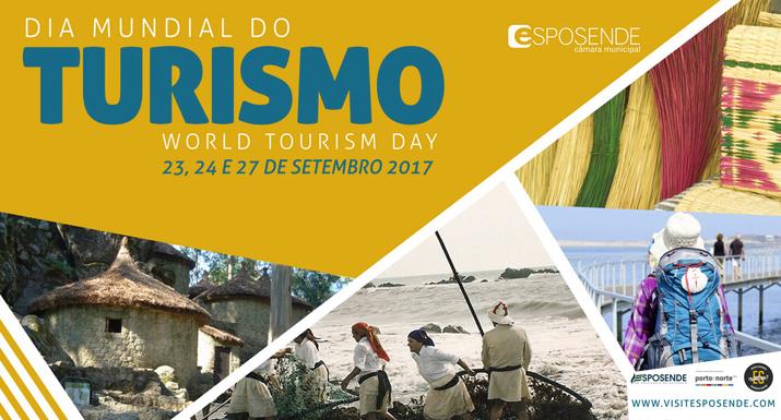 Município de Esposende assinala Dia Mundial do Turismo