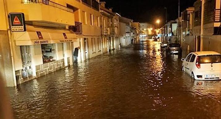 Município de Esposende entregou projeto para canal de proteção às cheias