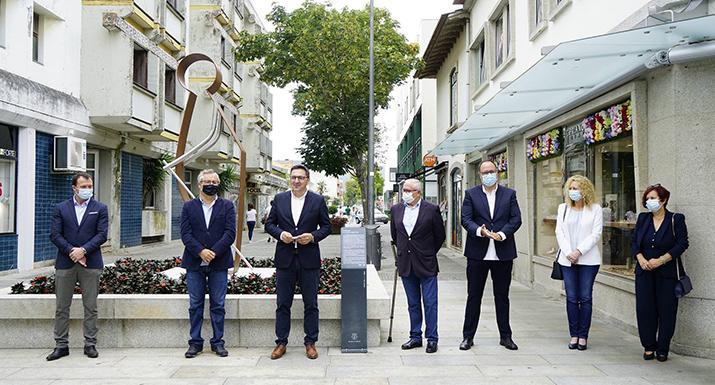 Município de Esposende instala obras de arte no Caminho de Santiago
